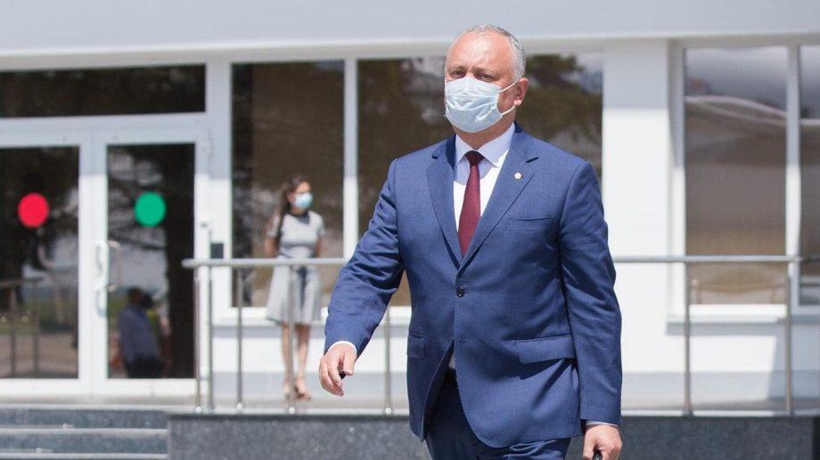 Igor Dodon a plecat din nou la Moscova. Președintele se va întâlni cu oficiali ruși pentru a discuta relațiile moldo-ruse