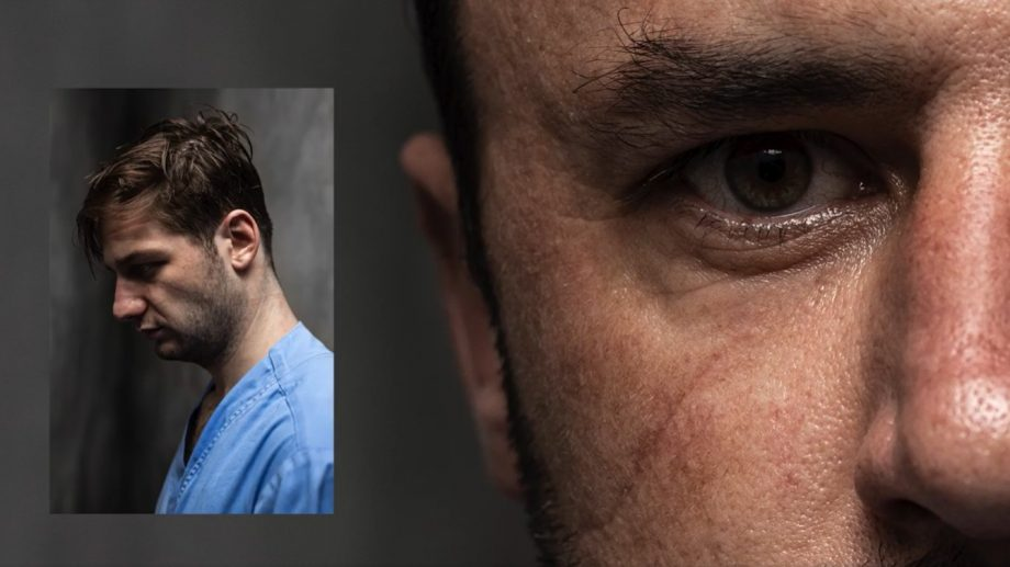 (foto) Medicii, după ce ies din blocul pentru persoane infectate cu COVID-19. Fotograful Alex Iordache a surprins eroii din prima linie