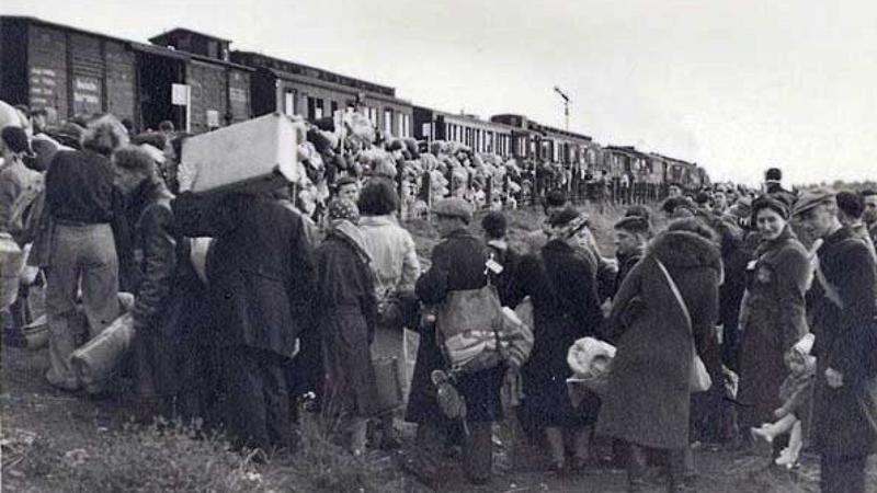 6 iulie – 72 de ani de la cel mai mare val de deportări staliniste din RSS  Moldovenească - #diez