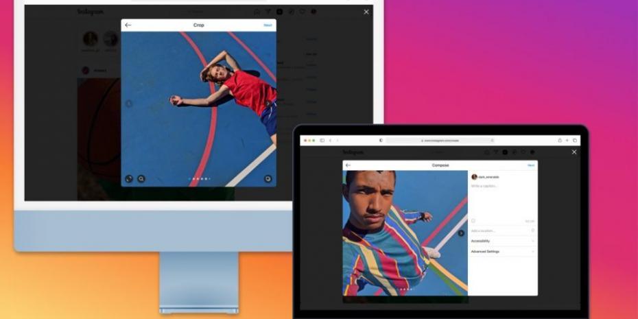 Din 21 octombrie, Instagram va permite utilizatorilor să posteze videoclipuri și fotografii de pe desktop